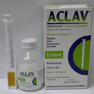 Aclav 1 g/ 125 mg