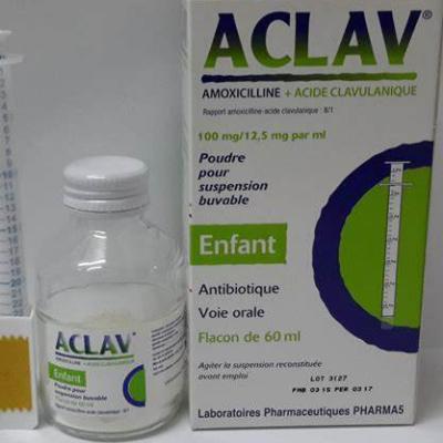 Aclav 100 mg/ 12,5 mg