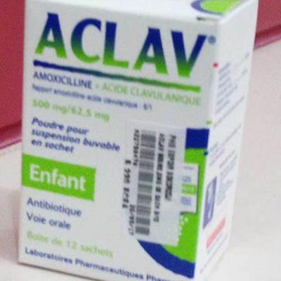 Aclav 500 mg/62,5 mg