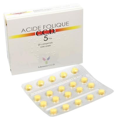Acfol 5 mg